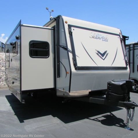 New 2019 Forest River Flagstaff Shamrock 23FL For Sale by Northgate RV Center available in Louisville, Tennessee
