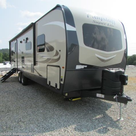 New 2019 Forest River Flagstaff Super Lite/Classic 27BHWS For Sale by Northgate RV Center available in Louisville, Tennessee