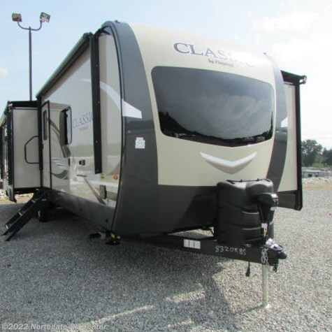 New 2019 Forest River Flagstaff Classic Super Lite 832OKBS For Sale by Northgate RV Center available in Louisville, Tennessee