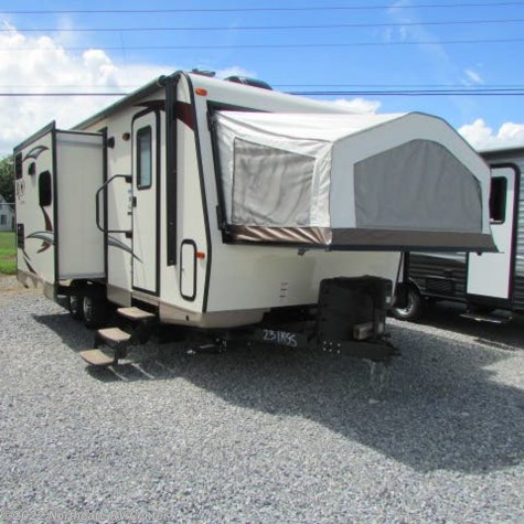 Used 2017 Forest River Rockwood Roo 23IKSS For Sale by Northgate RV Center available in Louisville, Tennessee