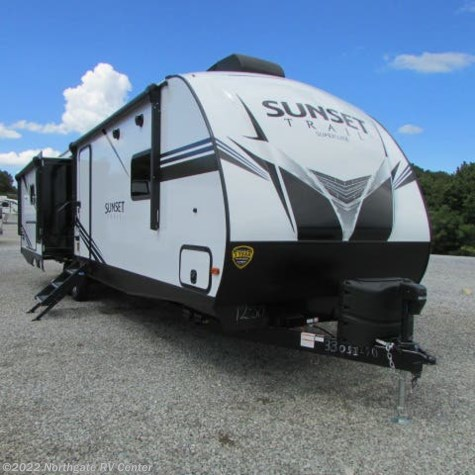 New 2019 CrossRoads Sunset Trail Super Lite 330SI For Sale by Northgate RV Center available in Louisville, Tennessee