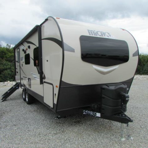 New 2019 Forest River Flagstaff Micro Lite 25FBLS For Sale by Northgate RV Center available in Louisville, Tennessee