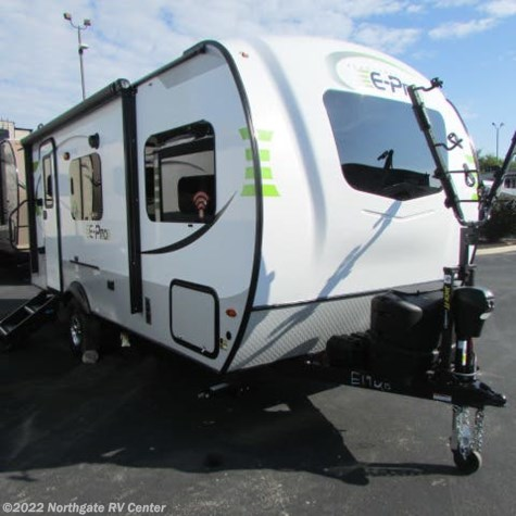 New 2019 Forest River Flagstaff E-Pro 19QB For Sale by Northgate RV Center available in Louisville, Tennessee