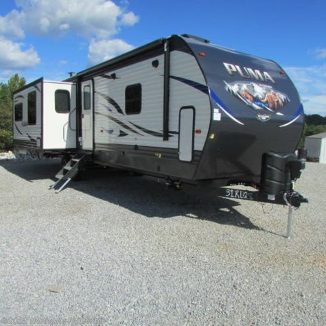 New 2019 Palomino Puma 31RLQS For Sale by Northgate RV Center available in Louisville, Tennessee