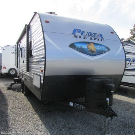 New 2019 Palomino Puma XLE Lite 21FBC For Sale by Northgate RV Center available in Louisville, Tennessee