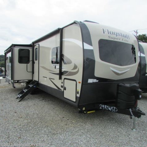 New 2019 Forest River Flagstaff Super Lite 29RSWS For Sale by Northgate RV Center available in Louisville, Tennessee