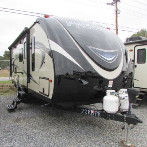 Used 2017 Keystone Bullet 22RBPR For Sale by Northgate RV Center available in Louisville, Tennessee