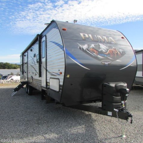 New 2019 Palomino Puma 31QBBH For Sale by Northgate RV Center available in Louisville, Tennessee