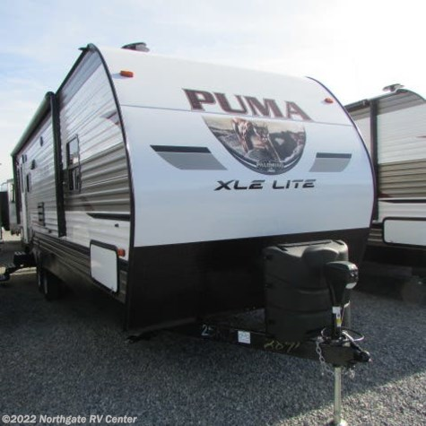 New 2019 Palomino Puma XLE Lite 25RLC For Sale by Northgate RV Center available in Louisville, Tennessee