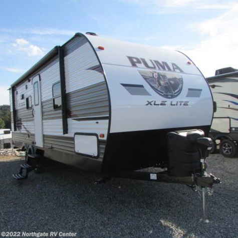 New 2019 Palomino Puma XLE Lite 24FBSC For Sale by Northgate RV Center available in Louisville, Tennessee