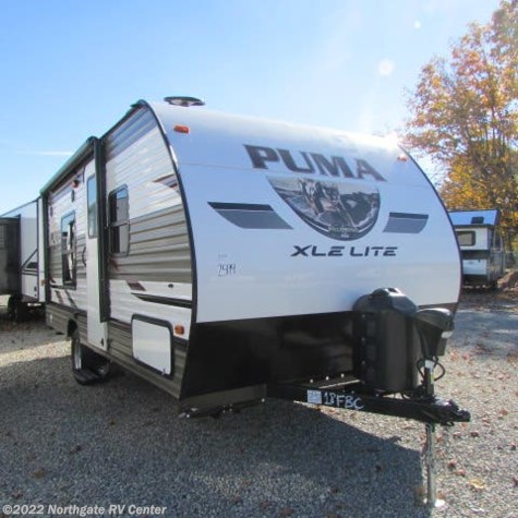 New 2019 Palomino Puma XLE Lite 18FBC For Sale by Northgate RV Center available in Louisville, Tennessee