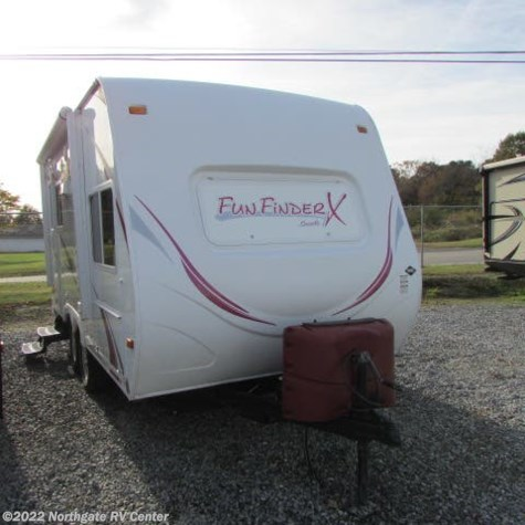 Used 2011 Cruiser RV Fun Finder X 189FBS For Sale by Northgate RV Center available in Louisville, Tennessee