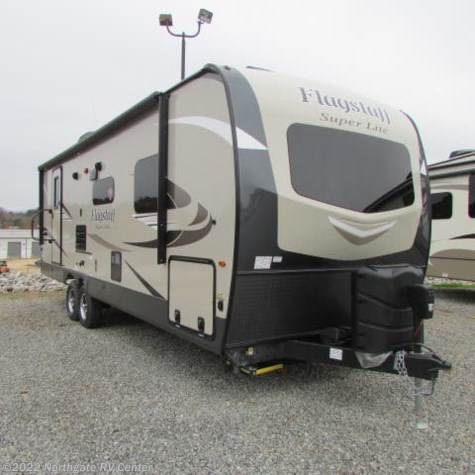 New 2019 Forest River Flagstaff Super Lite 26RBWS For Sale by Northgate RV Center available in Louisville, Tennessee