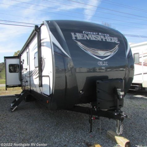 Used 2018 Forest River Salem Hemisphere GLX 299RE For Sale by Northgate RV Center available in Louisville, Tennessee