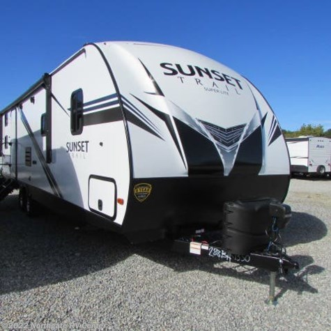 New 2019 CrossRoads Sunset Trail Super Lite 288BH For Sale by Northgate RV Center available in Louisville, Tennessee