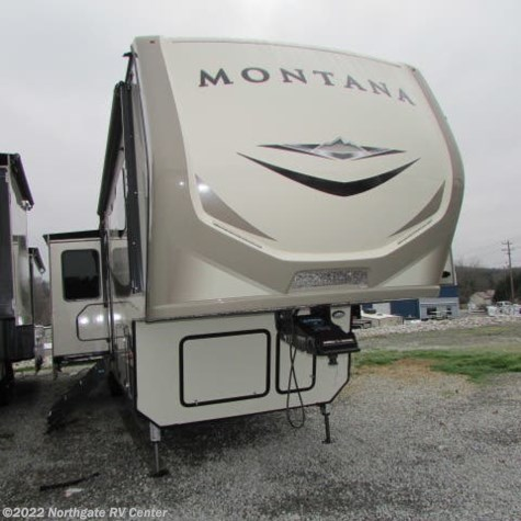New 2019 Keystone Montana 3791RD For Sale by Northgate RV Center available in Louisville, Tennessee