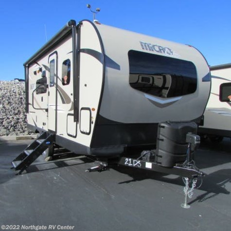 New 2019 Forest River Flagstaff Micro Lite 21DS For Sale by Northgate RV Center available in Louisville, Tennessee