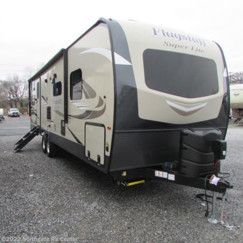 New 2019 Forest River Flagstaff Super Lite 27BHWS For Sale by Northgate RV Center available in Louisville, Tennessee