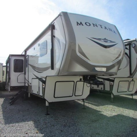New 2019 Keystone Montana 3121RL For Sale by Northgate RV Center available in Louisville, Tennessee