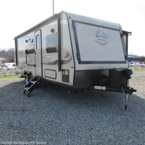 New 2019 Forest River Flagstaff Shamrock 233S For Sale by Northgate RV Center available in Louisville, Tennessee