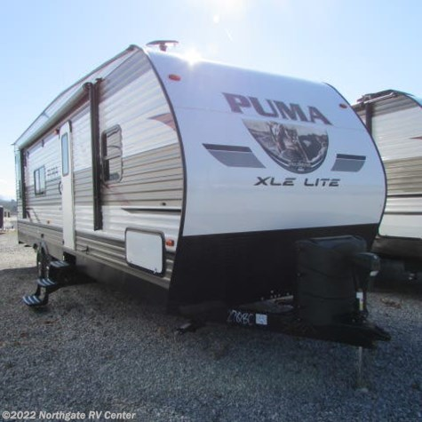 New 2019 Palomino Puma XLE Lite 27QBC For Sale by Northgate RV Center available in Louisville, Tennessee