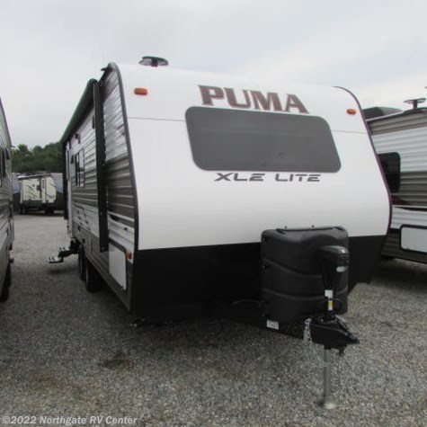New 2020 Palomino Puma XLE Lite 21FBC For Sale by Northgate RV Center available in Louisville, Tennessee