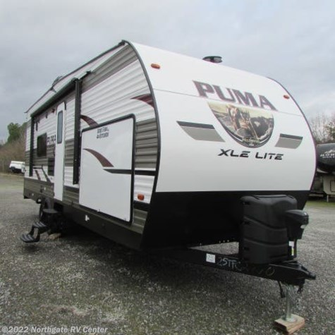New 2019 Palomino Puma XLE 25TFC For Sale by Northgate RV Center available in Louisville, Tennessee