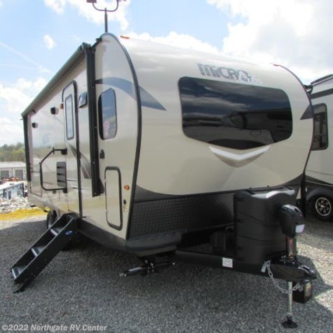 New 2019 Forest River Flagstaff Micro Lite 25FKS For Sale by Northgate RV Center available in Louisville, Tennessee