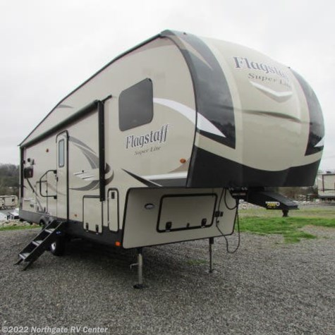 New 2019 Forest River Flagstaff Super Lite 528RKS For Sale by Northgate RV Center available in Louisville, Tennessee