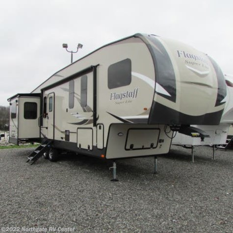 New 2019 Forest River Flagstaff Super Lite 529MBS For Sale by Northgate RV Center available in Louisville, Tennessee