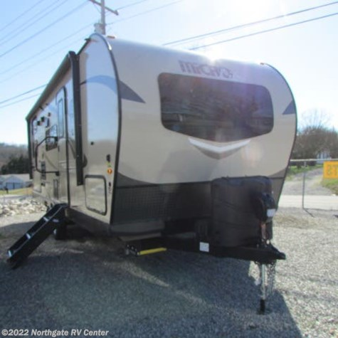 New 2019 Forest River Flagstaff Micro Lite 25BRDS For Sale by Northgate RV Center available in Louisville, Tennessee