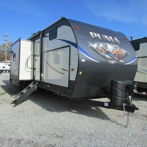 New 2019 Palomino Puma 32FBIS For Sale by Northgate RV Center available in Louisville, Tennessee