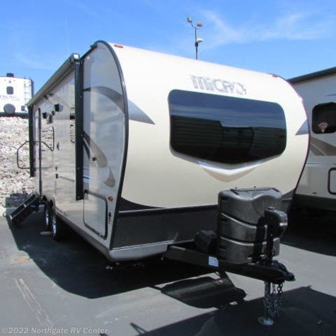 New 2019 Forest River Flagstaff Micro Lite 21FBRS For Sale by Northgate RV Center available in Louisville, Tennessee