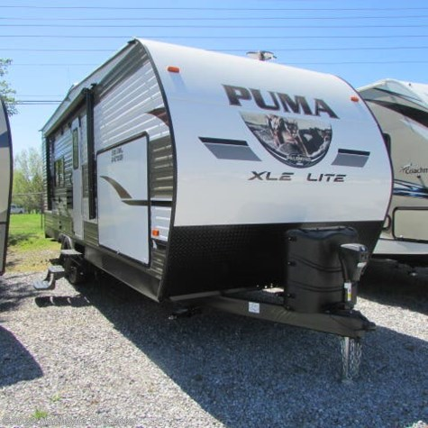 New 2020 Palomino Puma XLE Lite 25TFC For Sale by Northgate RV Center available in Louisville, Tennessee