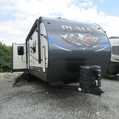 New 2020 Palomino Puma 31RLQS For Sale by Northgate RV Center available in Louisville, Tennessee