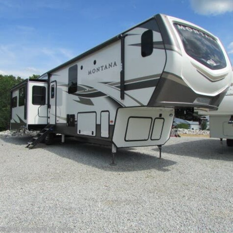 New 2020 Keystone Montana 3921FB For Sale by Northgate RV Center available in Louisville, Tennessee