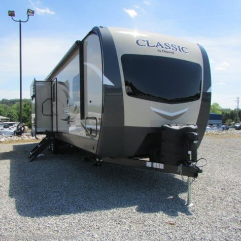 New 2020 Forest River Flagstaff Classic 832BHIKWS For Sale by Northgate RV Center available in Louisville, Tennessee