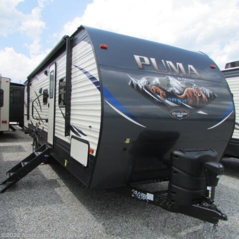 New 2020 Palomino Puma 29QBSS For Sale by Northgate RV Center available in Louisville, Tennessee