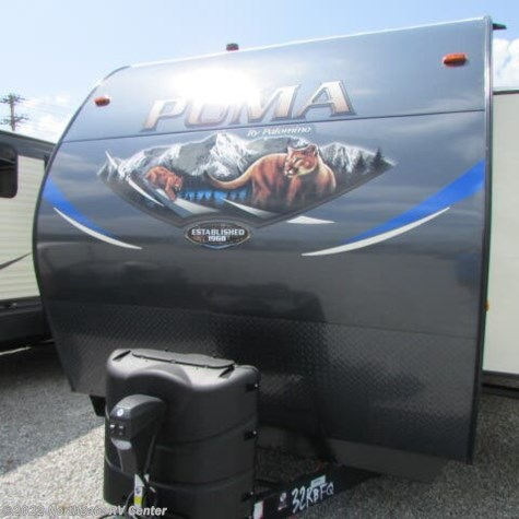 New 2020 Palomino Puma 32RBFQ For Sale by Northgate RV Center available in Louisville, Tennessee