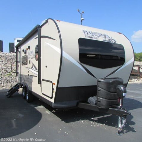 New 2020 Forest River Flagstaff Micro Lite 21FBRS For Sale by Northgate RV Center available in Louisville, Tennessee
