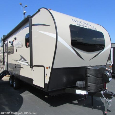 New 2020 Forest River Flagstaff Micro Lite 22FBS For Sale by Northgate RV Center available in Louisville, Tennessee