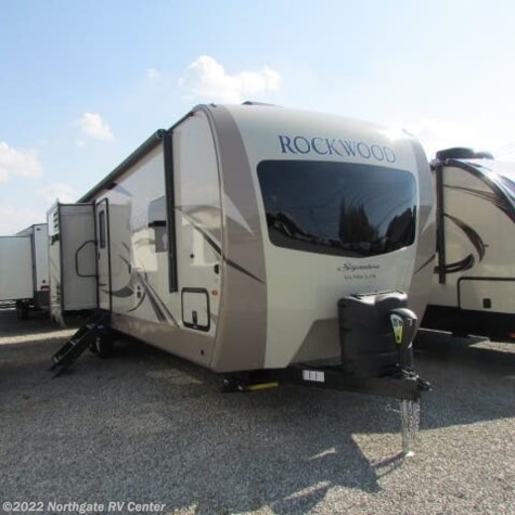Used 2019 Forest River Rockwood Signature Ultra Lite 8327SS For Sale by Northgate RV Center available in Louisville, Tennessee