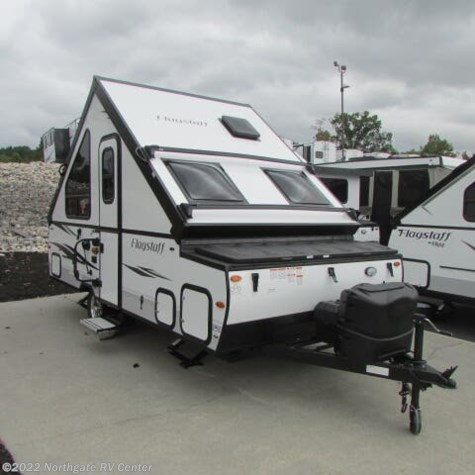 New 2020 Forest River Flagstaff Hard Side 12RBST For Sale by Northgate RV Center available in Louisville, Tennessee