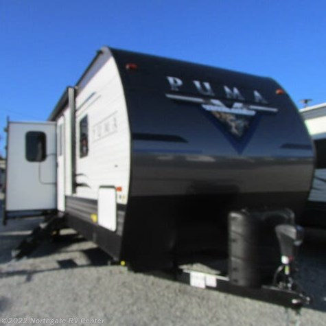 New 2020 Palomino Puma 32BHKS For Sale by Northgate RV Center available in Louisville, Tennessee