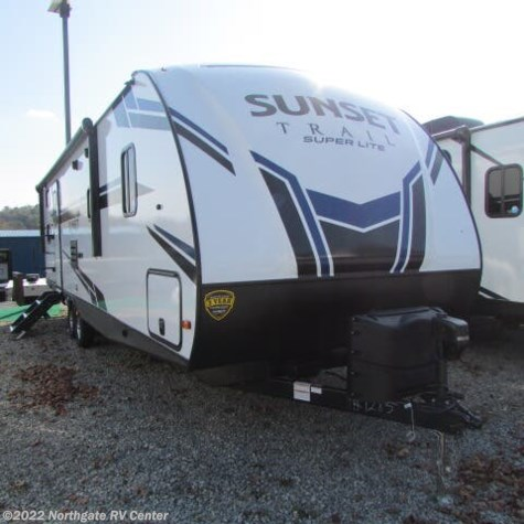 New 2020 CrossRoads Sunset Trail Super Lite SS288BH For Sale by Northgate RV Center available in Louisville, Tennessee