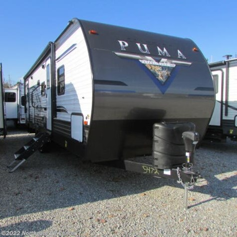 New 2020 Palomino Puma 28DBFQ For Sale by Northgate RV Center available in Louisville, Tennessee