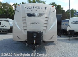 New 2017  CrossRoads Sunset Trail Super Lite 240BH by CrossRoads from Northgate RV Center in Ringgold, GA