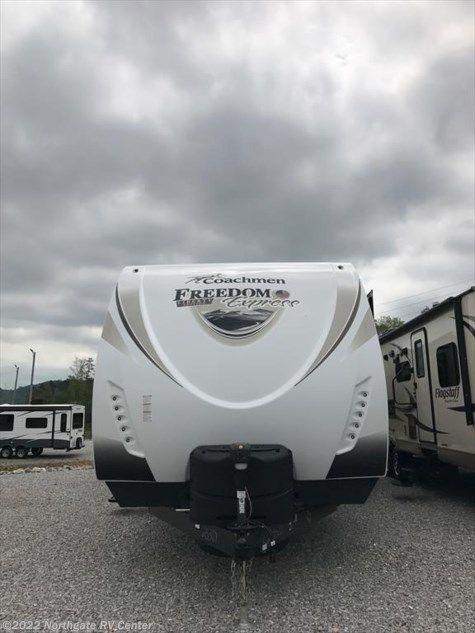 2018 Coachmen Freedom Express  322RLDSLE