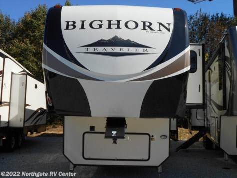 2018 Heartland RV Bighorn Traveler  BHTR 39 MB