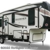 Stock Image for 2018 Heartland RV Bighorn Traveler BHTR 39 MB (options and colors may vary)